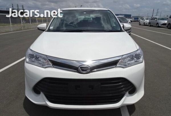 Toyota Axio 1,8L 2016-1