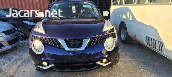 Nissan Juke 1,5L 2015-1