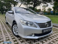Toyota Camry 2,0L 2015
