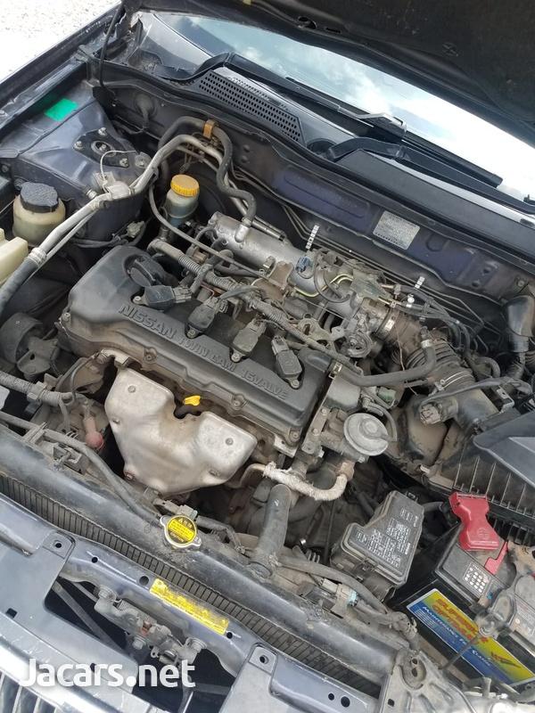 Nissan Almera 1,6L 2004-5