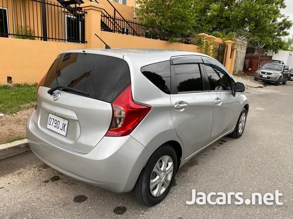 Nissan Note 1,3L 2014-2