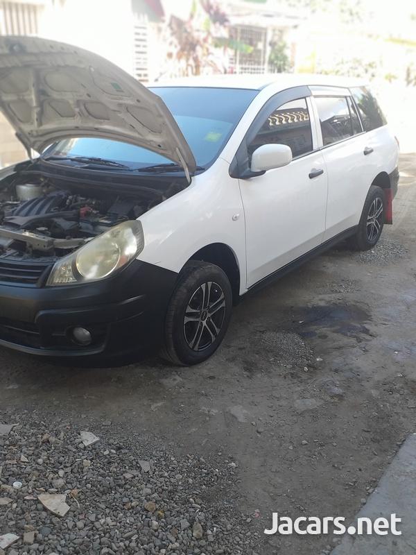 Nissan AD Wagon 1,6L 2013-16