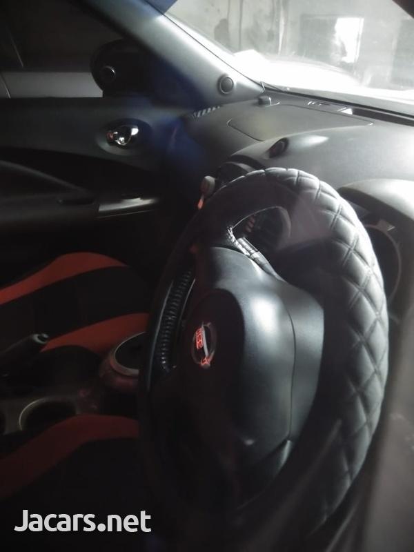 Nissan Juke 1,6L 2012-5