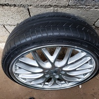 20 inch rims with tyre