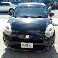 Toyota Passo 1,5L 2011