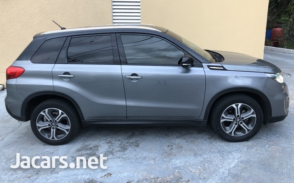 Suzuki Vitara 1,6L 2016-8