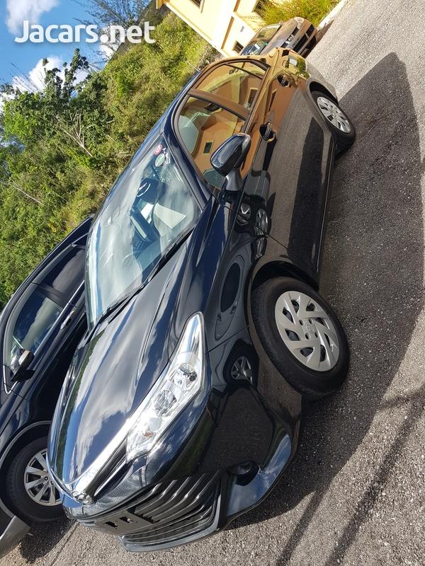 Toyota Axio 1,5L 2017-4