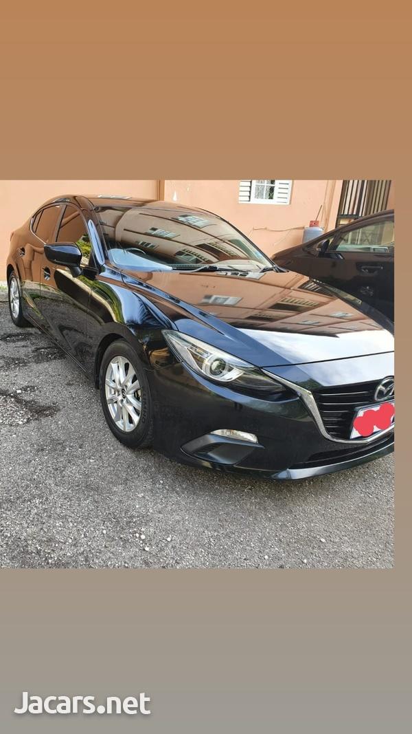 Mazda Axela 1,5L 2015-1