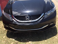 Honda Civic 2,0L 2015