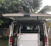 2017 Toyota Hiace Dx Bus