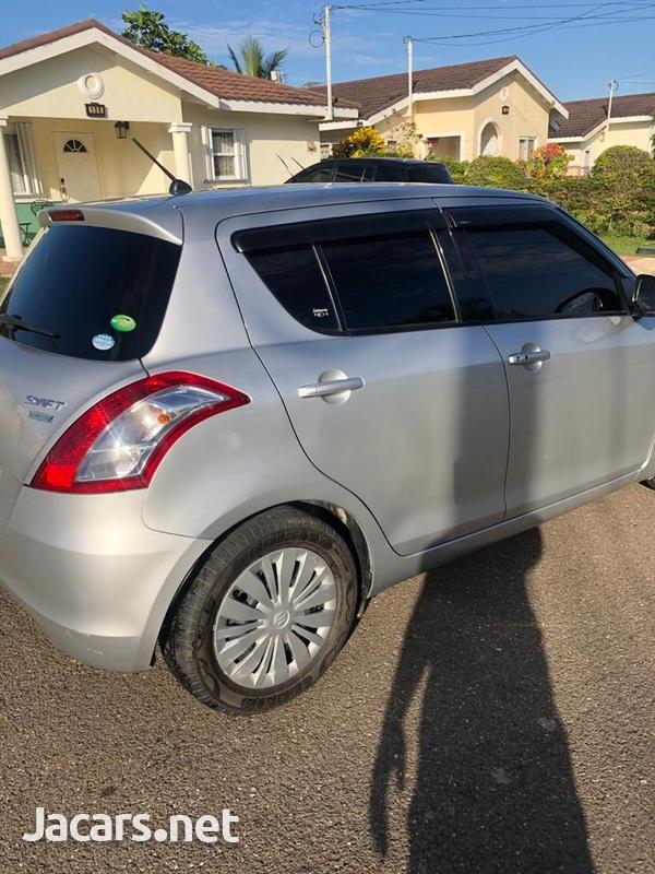 Suzuki Swift 1,3L 2014-12