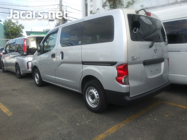 Nissan NV200 1,5L 2015-8