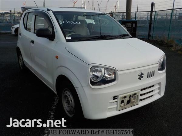 Suzuki Alto 0,6L 2016-4