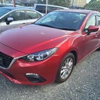 Mazda Axela 1,5L 2015
