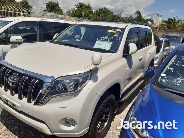 Toyota Prado 2,5L 2017-1