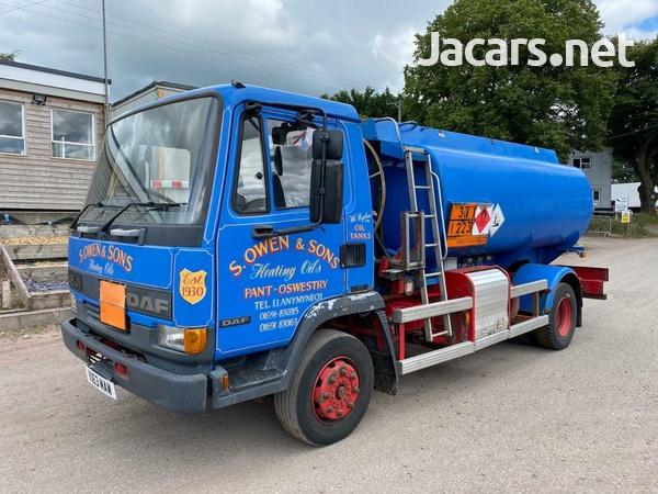 2001 DAF LF Water Truck-6
