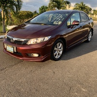 Honda Civic 1,6L 2014