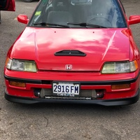 Honda Civic 1,5L 1990