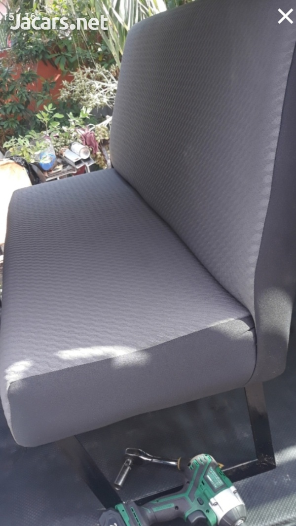 FOR ALL YOUR BUS SEATS,WE BUILD AND INSTALL.CONTACT 8762921460-14