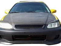 1996-1998 Front Bumper Lip And Grill