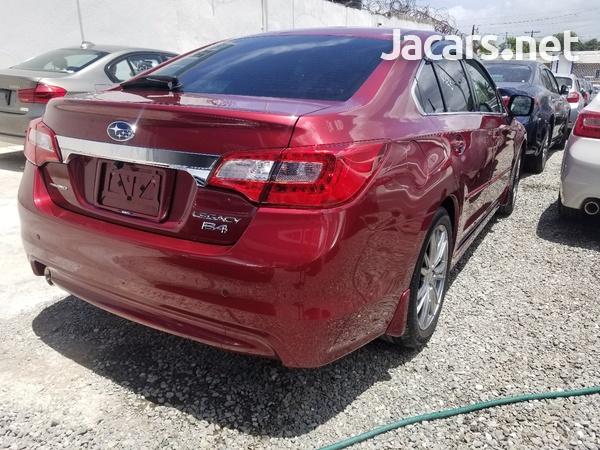 Subaru Legacy 2,5L 2017-7