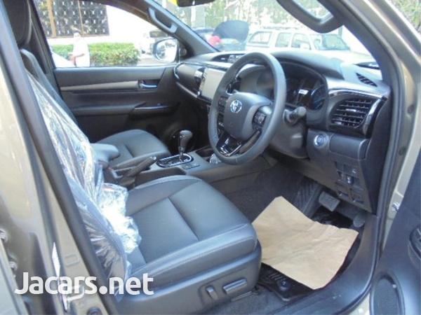 Toyota Hilux 2,9L 2021-2