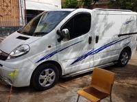 Vauxhall Van