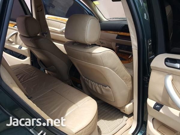 BMW X5 3,0L 2003-8