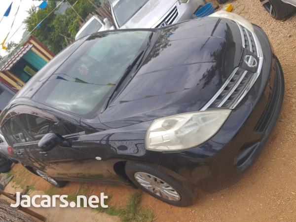 Nissan Tiida 1,5L 2009-4