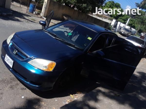 Honda Civic 2,0L 2003-2