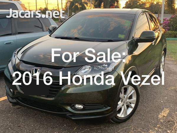 Honda Vezel 1,4L 2016-9