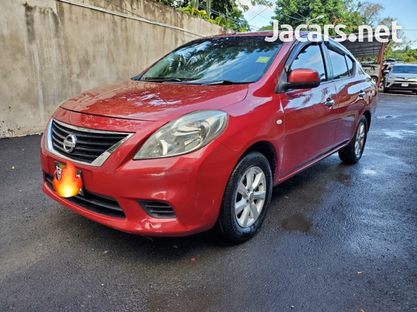 Nissan Latio 1,3L 2013-4