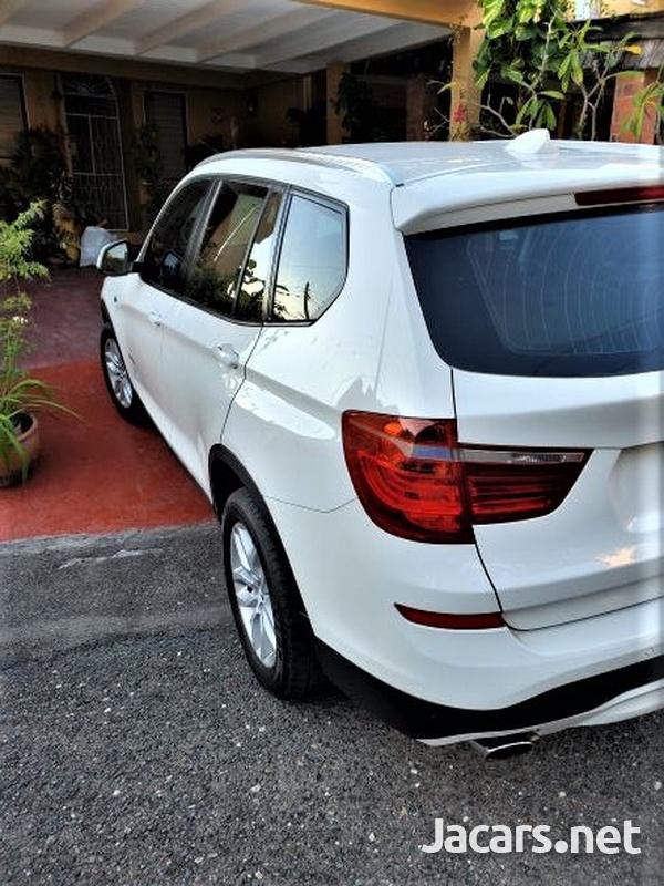 BMW X3 2,0L 2015-4