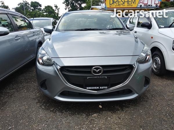 Mazda Demio 1,3L 2016-12