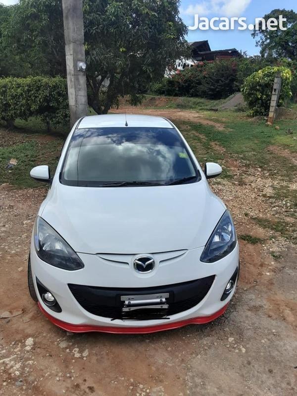 Mazda Demio 1,3L 2014-7