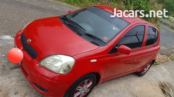 Toyota Vitz 1,1L 2002-3