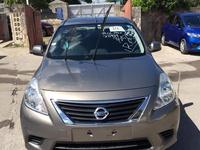 Nissan Latio 1,6L 2014