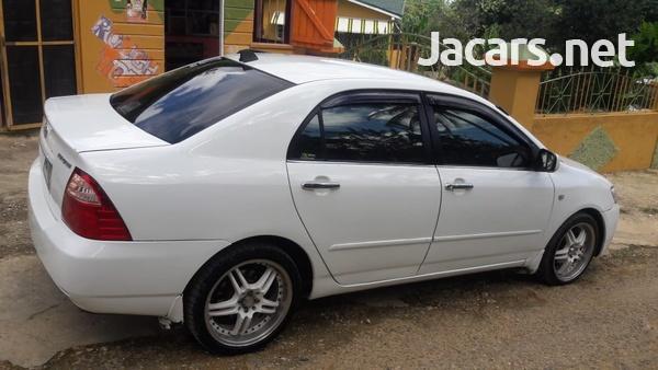 Toyota Corolla 1,8L 2002-3