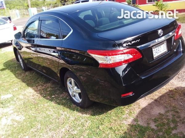 Nissan Sylphy 2,0L 2016-7