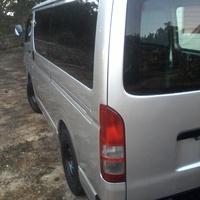 Toyota Hiace 3,0L 2009