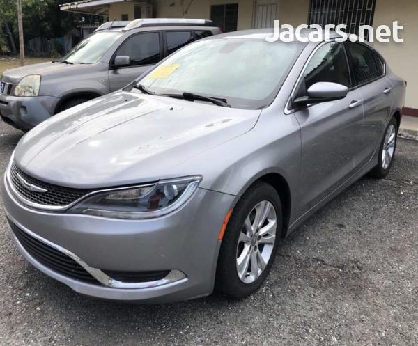 Chrysler 200 2,4L 2015-1