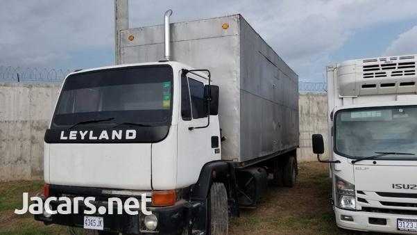 1988 Leyland box body Truck-1