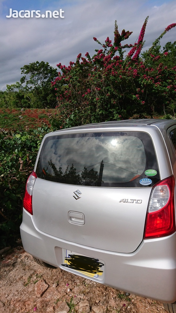 Suzuki Alto 0,6L 2014-9