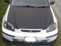 Honda Civic 1,5L 1998