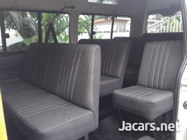 HAVE YOUR BUS FULLY SEATED WITH FOUR ROWS OF SEATS.HEADLEY.876.3621268
