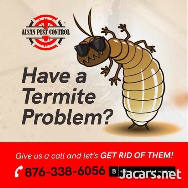 General Pest Control Service-3