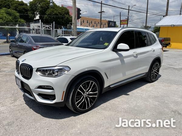 BMW X3 2,0L 2020-1