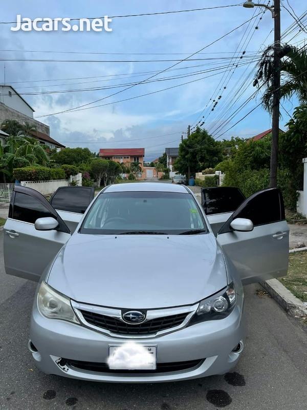 Subaru Impreza 2,5L 2011-2