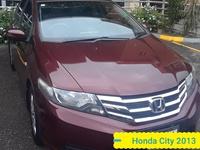 Honda City 1,5L 2013