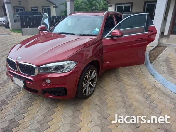 BMW X6 3,5L 2015-7
